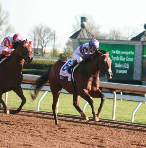 THE MAGIC OF KEENELAND ALIVE AND WELL - Danny Brewer's Horse Racing Scoop