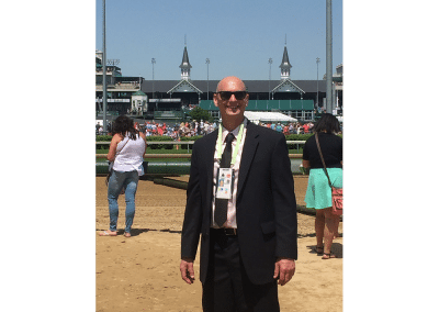 17. Churchill Downs is always a magical place, but the Kentucky Oaks and Derby days are even more special.