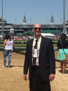 17- Churchill Downs is always a magical place, but the Kentucky Oaks and Derby days are even more special.