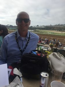 13 I have often said if heaven ain't a lot like Del Mar…I don't want to go!!!