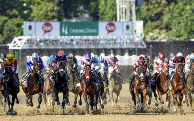 Kentucky Derby 144 post position and M/L